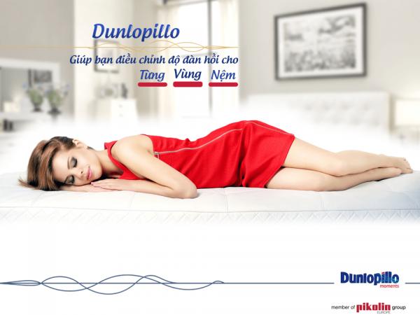 Đệm lò xo Dunlopillo Venus